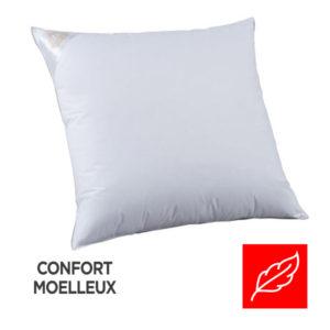 Oreiller ultra moelleux plumes - Chamonix
