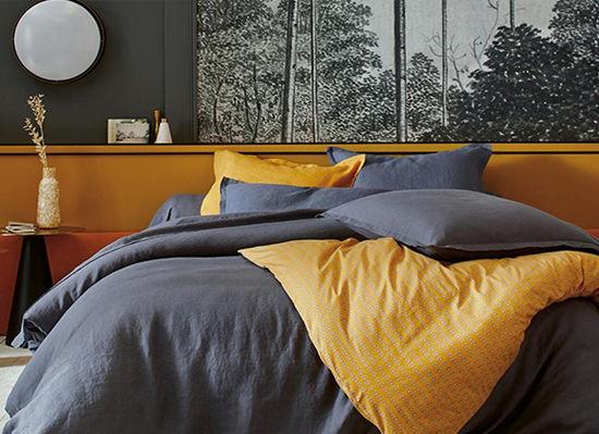 proteger literie avec un beau linge de lit